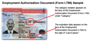 More Form I-9 Confusion for Employers: TPS and Limited
